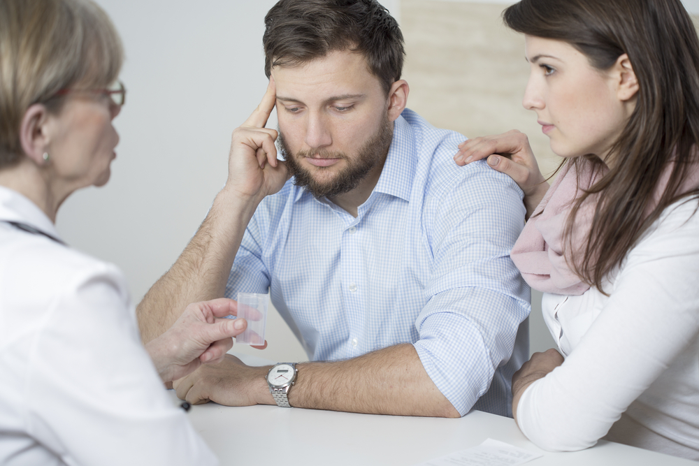 Male Infertility Affects Many Couples