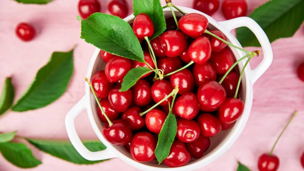cherries as an aphrodisiac