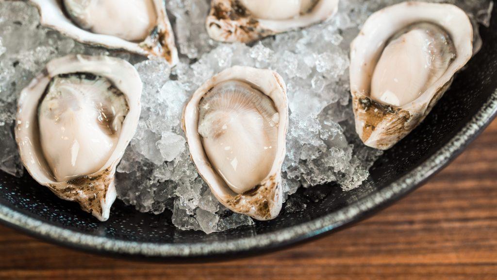 oysters as an aphrodisiac