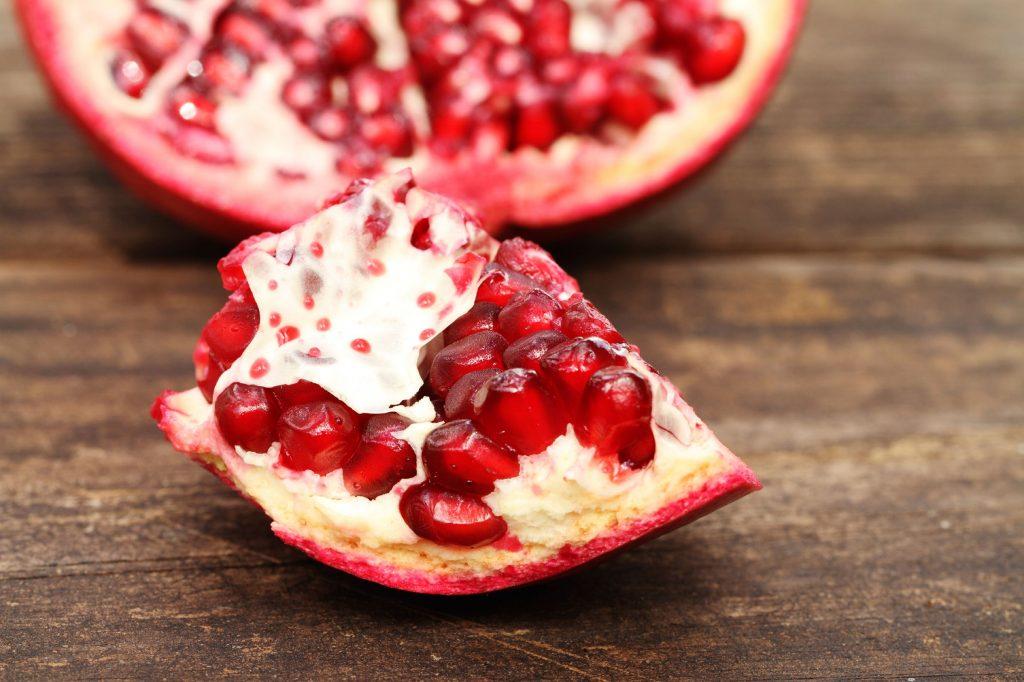 pomegranate as an aphrodisiac