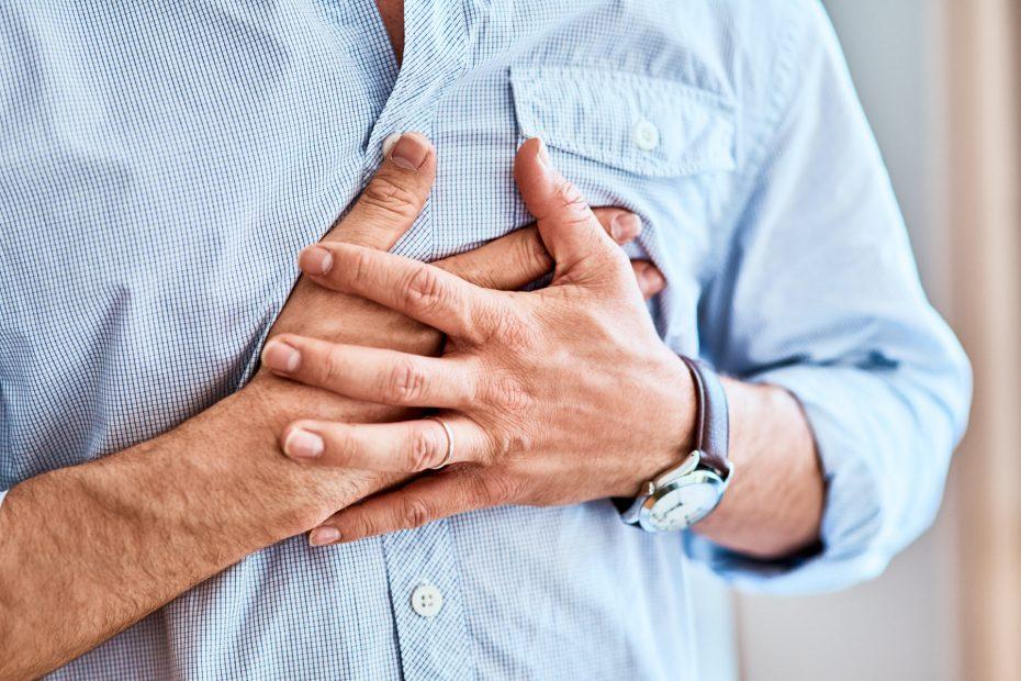 man-chest-pain